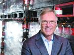 5 questions with Coca-Cola United's John Sherman