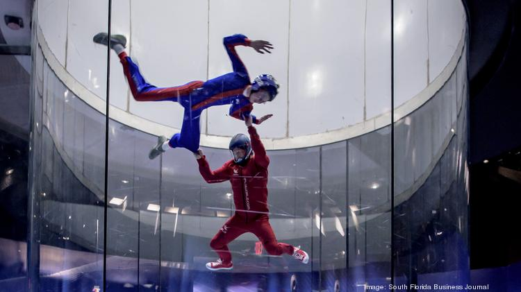 Austin Based Ifly Indoor Skydiving Pursues Site By Topgolf