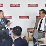Marriott CEO Arne Sorenson: 'You have to be willing to express an opinion or no one will ever listen'