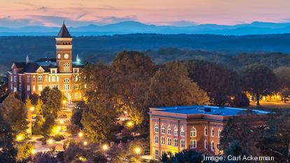 Does Clemson University Use Natural Gas
