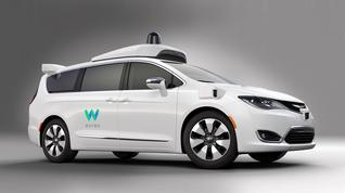 Would you ride in a driverless car?
