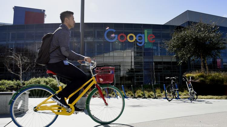 At Work In Googleplex What Amazing >> Google Tops Fortune S 2017 List Of Best Companies To Work While