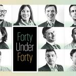 Need some weekend tunes? Jam along with the 40 Under 40's Spotify playlist