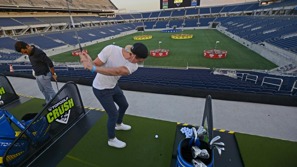 Topgolf Has New High Tech Scoring Possibly Headed To I