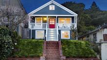 Corte Madera home restored with timeless finishes & quality craftsmanship