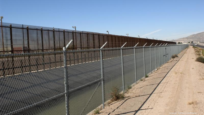 Three lines of deterrent_Border fence