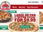 Papa John's gets new tech after high-profile hire