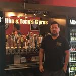 South Side mainstay <strong>Mike</strong> & Tony's Gyros pursuing suburban expansion