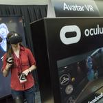 'Sour grapes': Oculus exec sues over sale of his company