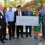 Dr. Kiran <strong>Patel</strong> celebrates birthday with major donation to Florida Hospital (Rendering)