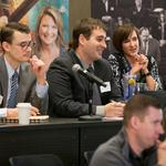 Emerging Leaders: Finding the on ramps to community involvement opportunities