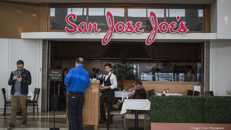 Could Tossing Iconic San Jose Restaurants From The Airport
