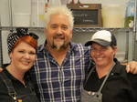 Exclusive: Se7en Bites shares sweet moment on filming with Food Network's Guy Fieri