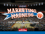 Exclusive: The top 25 NCAA marketing deals
