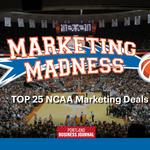 Exclusive: The top 25 NCAA marketing deals