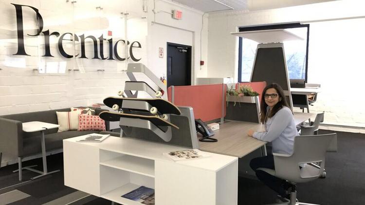 Prentice Office Solutions Owner Jan Maloff