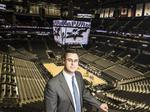 New face of AT&T Center eyes bold change for arena business