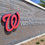 Escape the snow and freezing rain with pics of the Nationals' new spring training facility