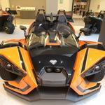 Polaris to rev up investment in the three-wheel Slingshot roadster