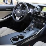 Auto review: New name follows spiffed design follows power boost for Lexus IS200t
