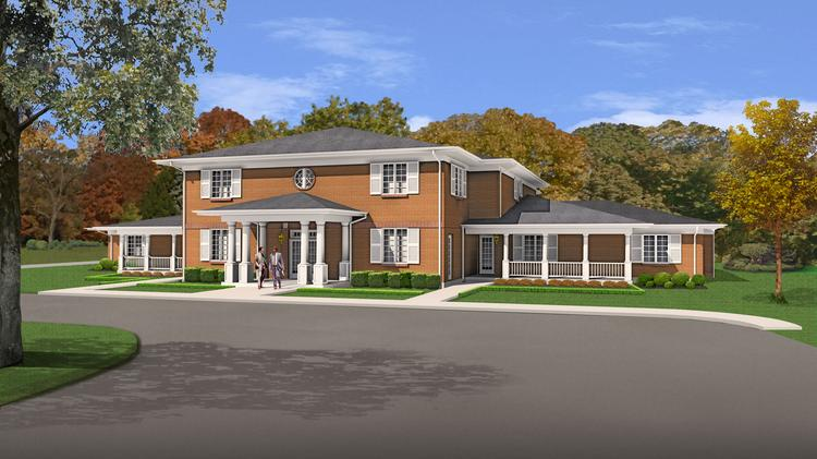A $6.5 Million Fisher House Will Be Built At The Dayton VA Medical Center  To House