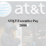 ​AT&T's CEO gets a raise. Here's what the company's highest paid execs made in 2016