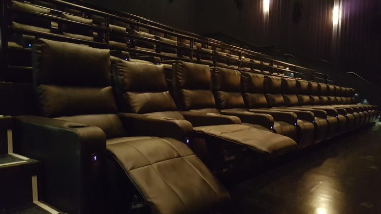 Winston Salems Grand 18 Theatre Celebrates 25m Renovations With