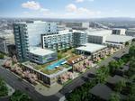 Former St. Anthony's Hospital site gets unusual green designation