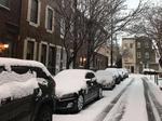Hyped nor'easter brings mostly rain and ice to Delaware Valley so far