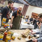 See top area chefs come together to raise money to fight Kennedy's disease: Slideshow
