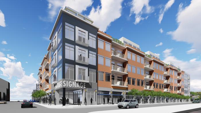 Apartments, new county offices fuel Covington development