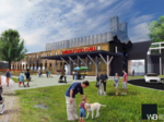 Food hall, rock climbing facility planned near Surly brewery