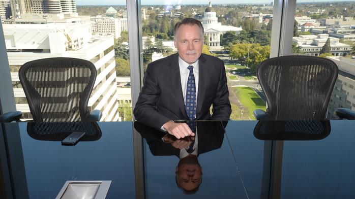 Meet top local law firm's new chairman