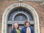 Two women tapped to help restore a Nelle Peters architectural treasure