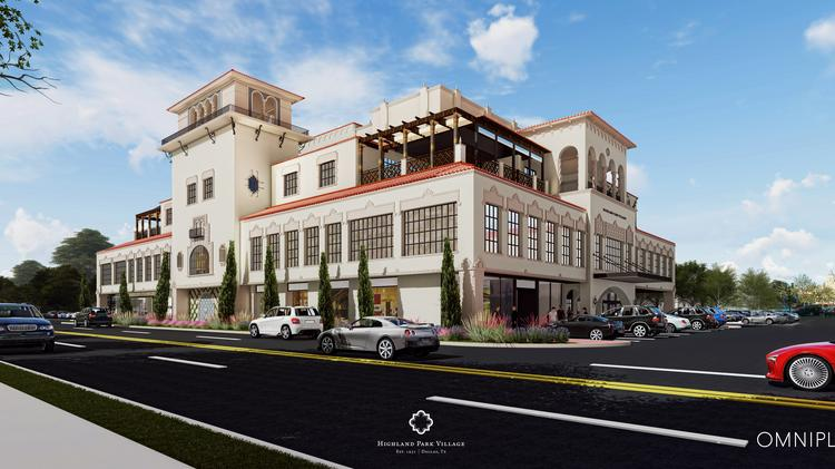 The upgrade to Highland Park Village will help position the iconic Dallas shopping center.