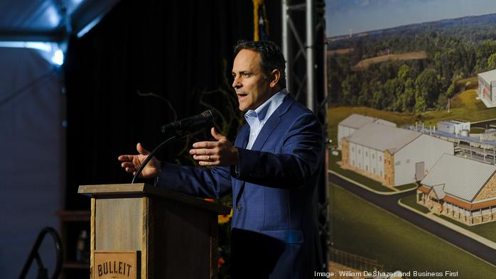 Bevin credits right-to-work legislation for helping shatter investment record