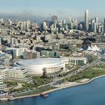 Sneak peek: Warriors debut new S.F. arena sales center