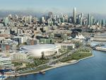 Sneak peek: Warriors debut new S.F. arena sales center