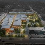First look: Big office project would jolt Charlotte Avenue factory back to life