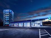 Carvana opened its fourth car vending machine in San Antonio, Texas March 15.