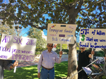 Bay Area tech firms add paid time off to protest to laundry list of perks