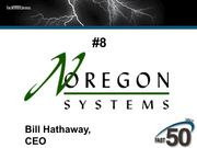 Noregon Systems is a Greensboro company that provides diagnostic solutions to the commercial aftermarket. It specializes in creating custom software solutions and products for the commercial transportation and military industries. The company did not publicly disclose its 2012 revenue.