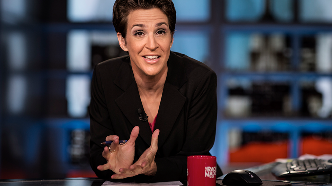 Hannity challenges Maddow in ratings - Bizwomen