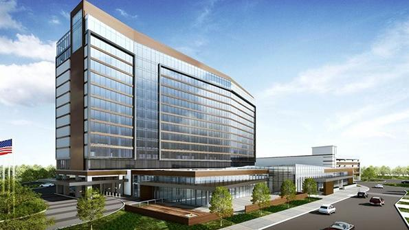 Construction To Begin On Irving S New Convention Center Hotel Dallas Business Journal