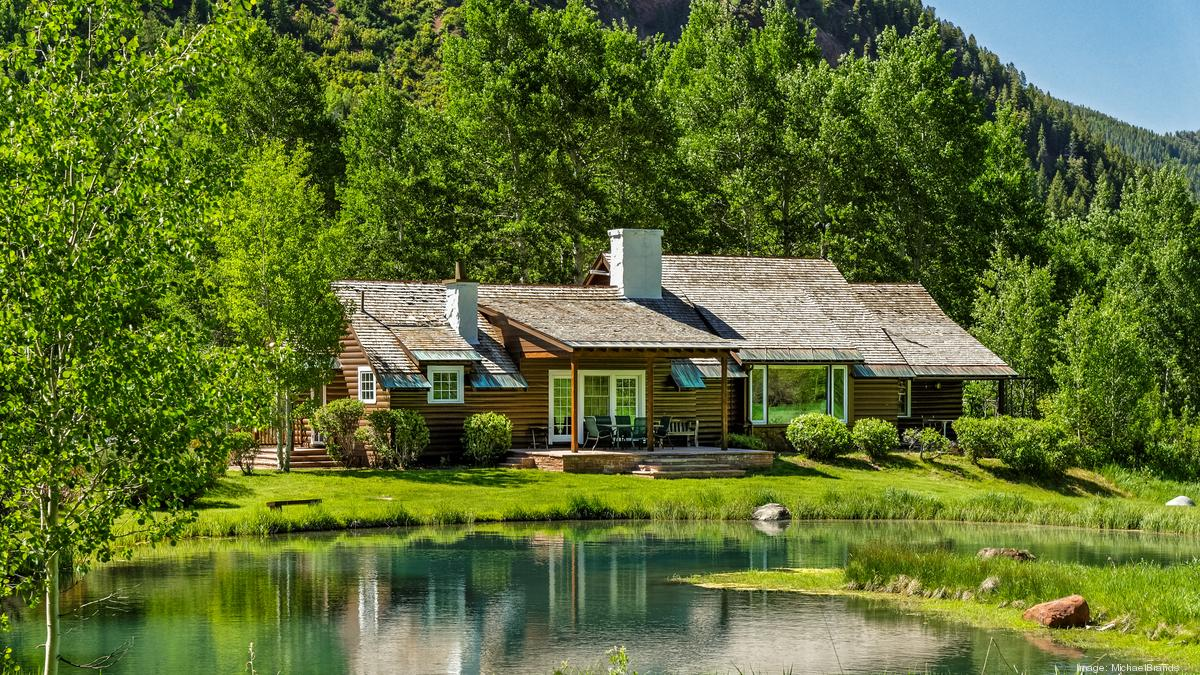Historic Aspen Ski Lodge Is Up For Sale For 25m Photos