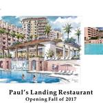 The Vinoy's new Florida-themed eatery will not be just another 'generic hotel restaurant' (Renderings)