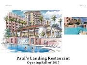 Pauls Landing Restaurant