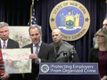 NY AG: 'Kryptonite'-equipped crime organization was 'first of its kind'