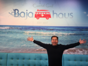 "Enkhbileg ""Billy"" Tserenbat, the founder of Sushi Fix and Bibuta food truck, is ready to open Baja Haus on March 29th"