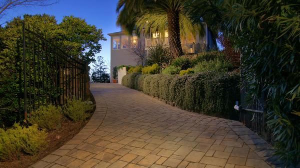 Gated Luxury Home with Panoramic Views of Mt. Tam